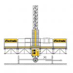 EP 3125T Platforma mobila